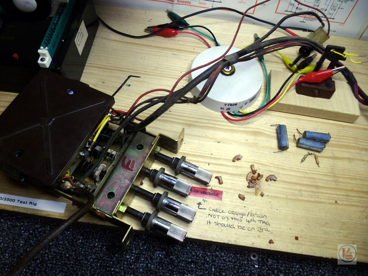 Repairing A BRC/Thorn Tuner 1