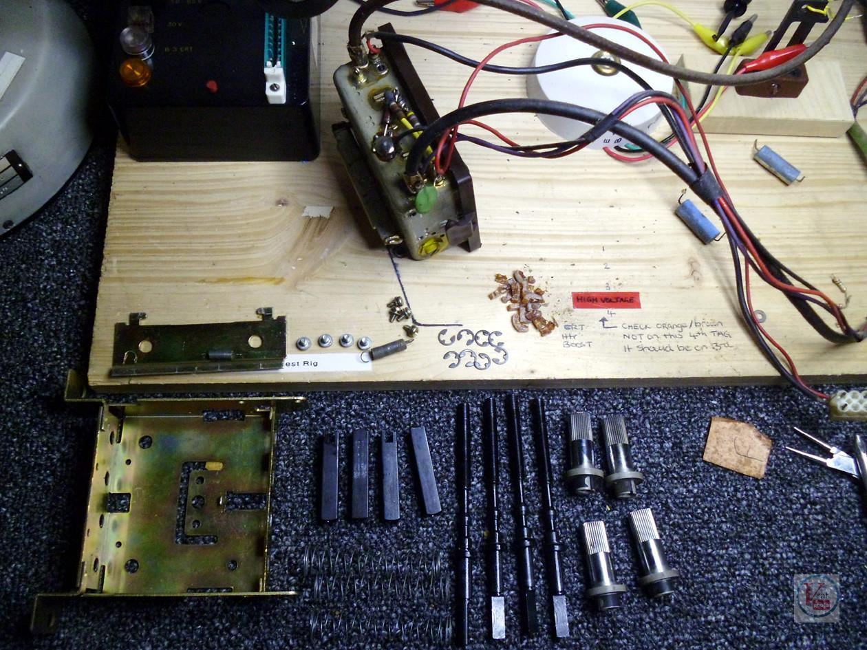 Repairing A BRC/Thorn Tuner 2