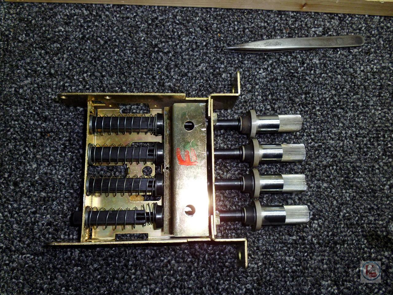 Repairing A BRC/Thorn Tuner 4