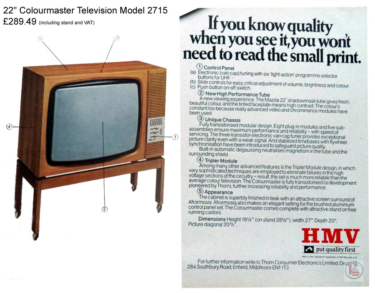HMV 15