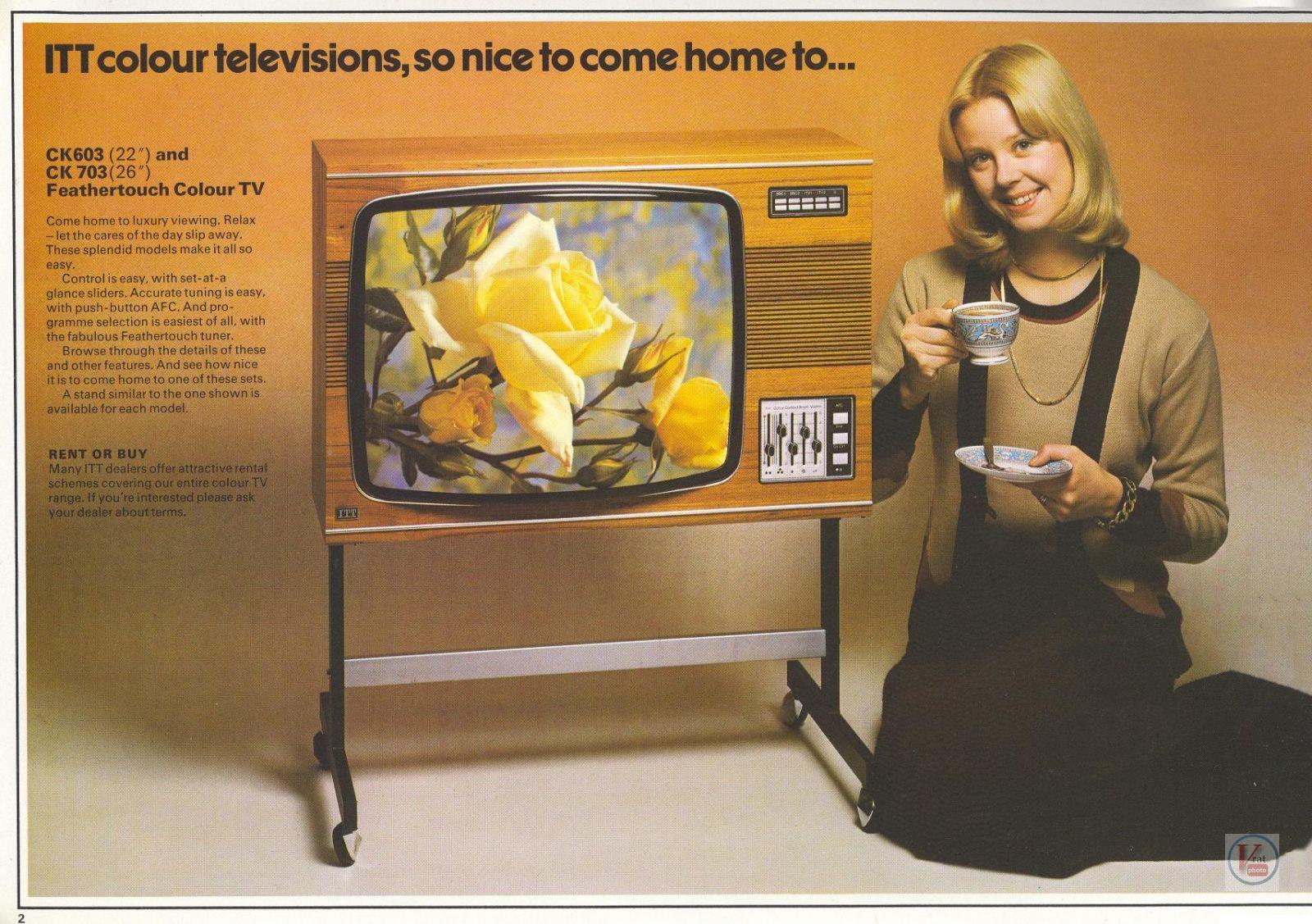 Itt Radios Tv