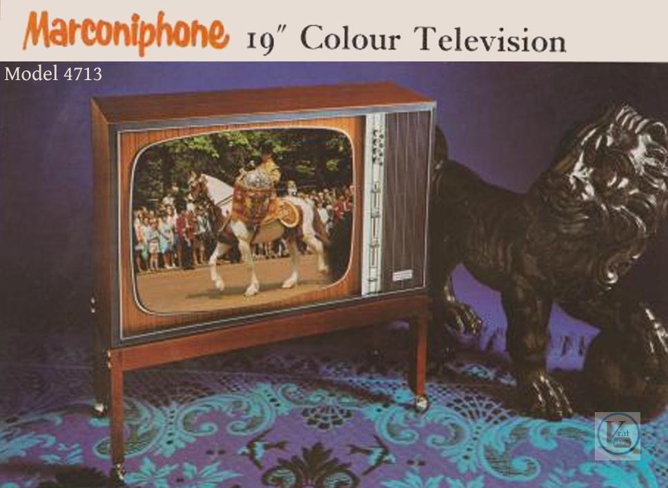 1974 Marconiphone Colour B&W Brochure 13