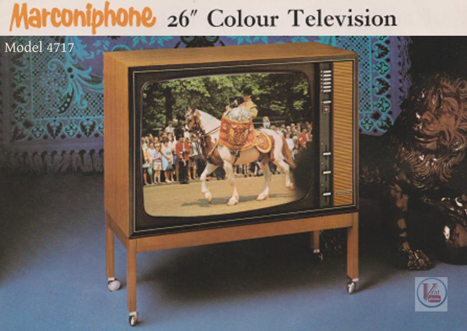 1974 Marconiphone Colour B&W Brochure 14