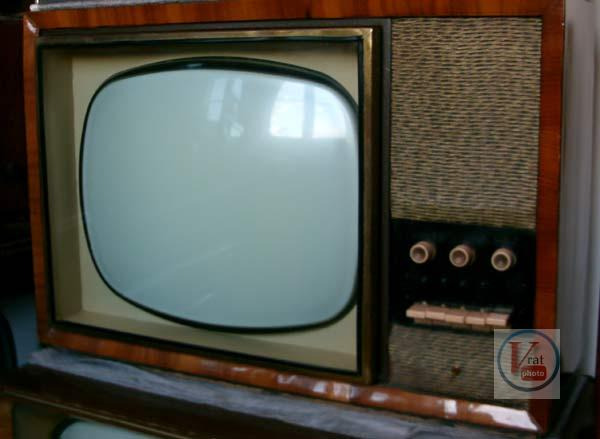Monochrome TV's I Used To Own