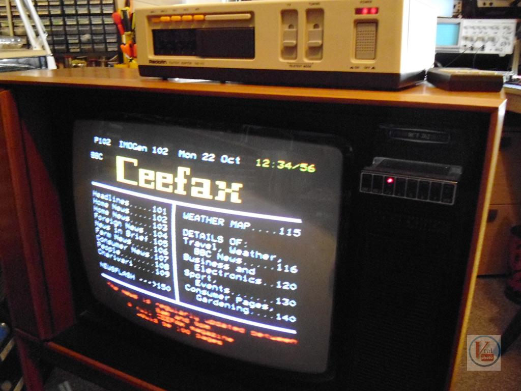 Ceefax (Teletext) 22