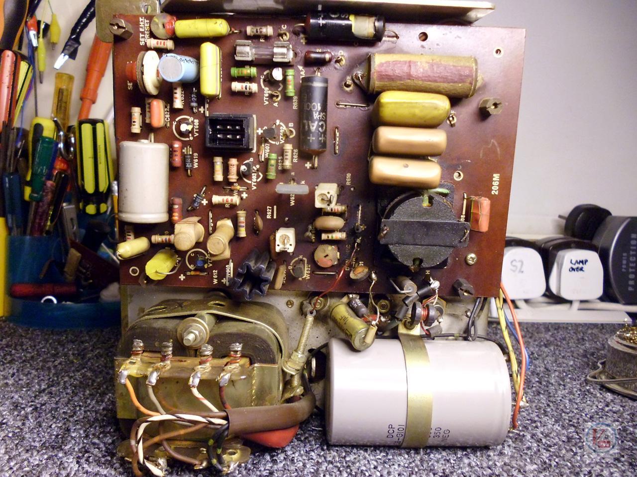 CTV PCB Repairs 21