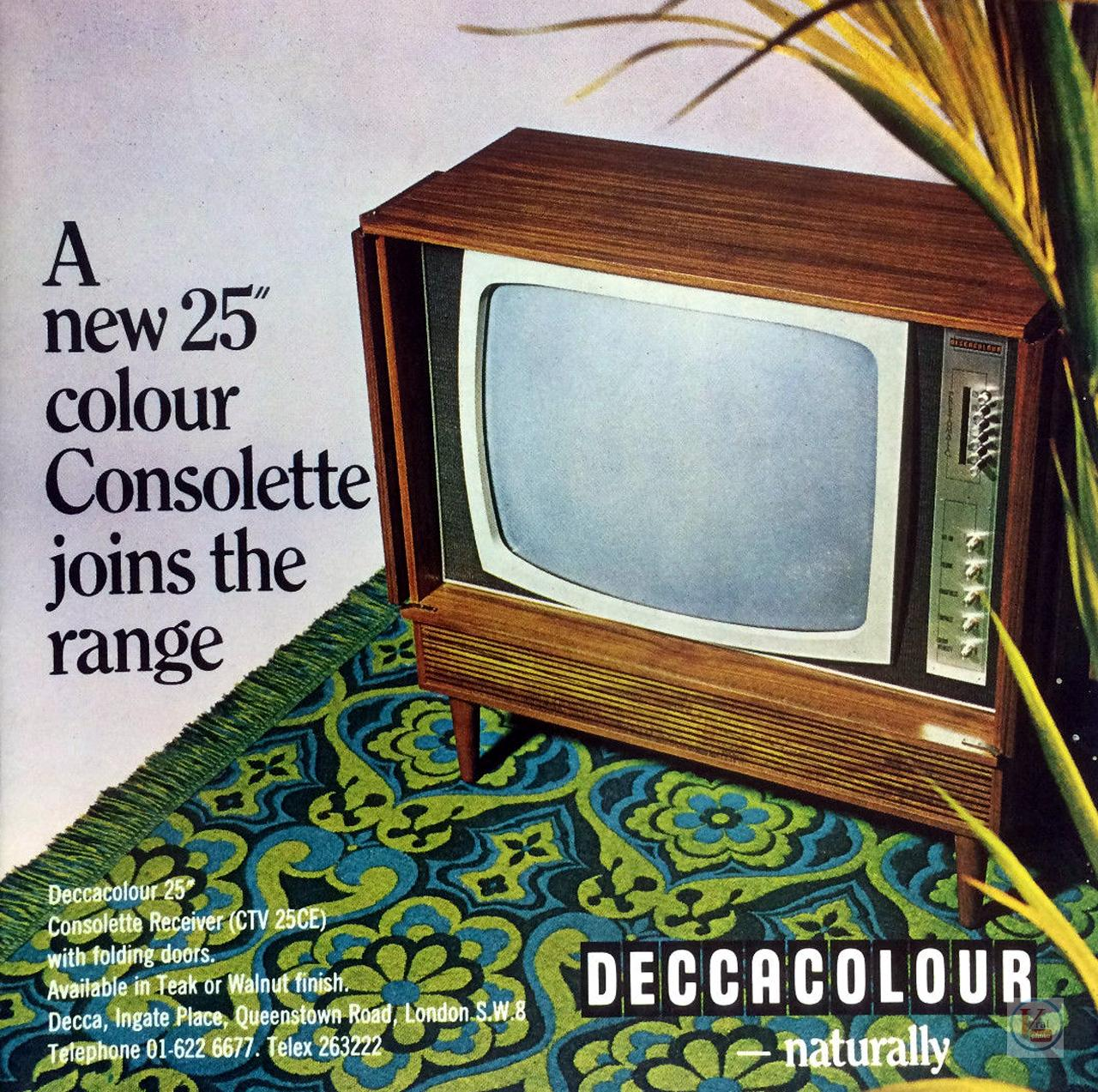 R-E-R The Colour Sets 1969 20