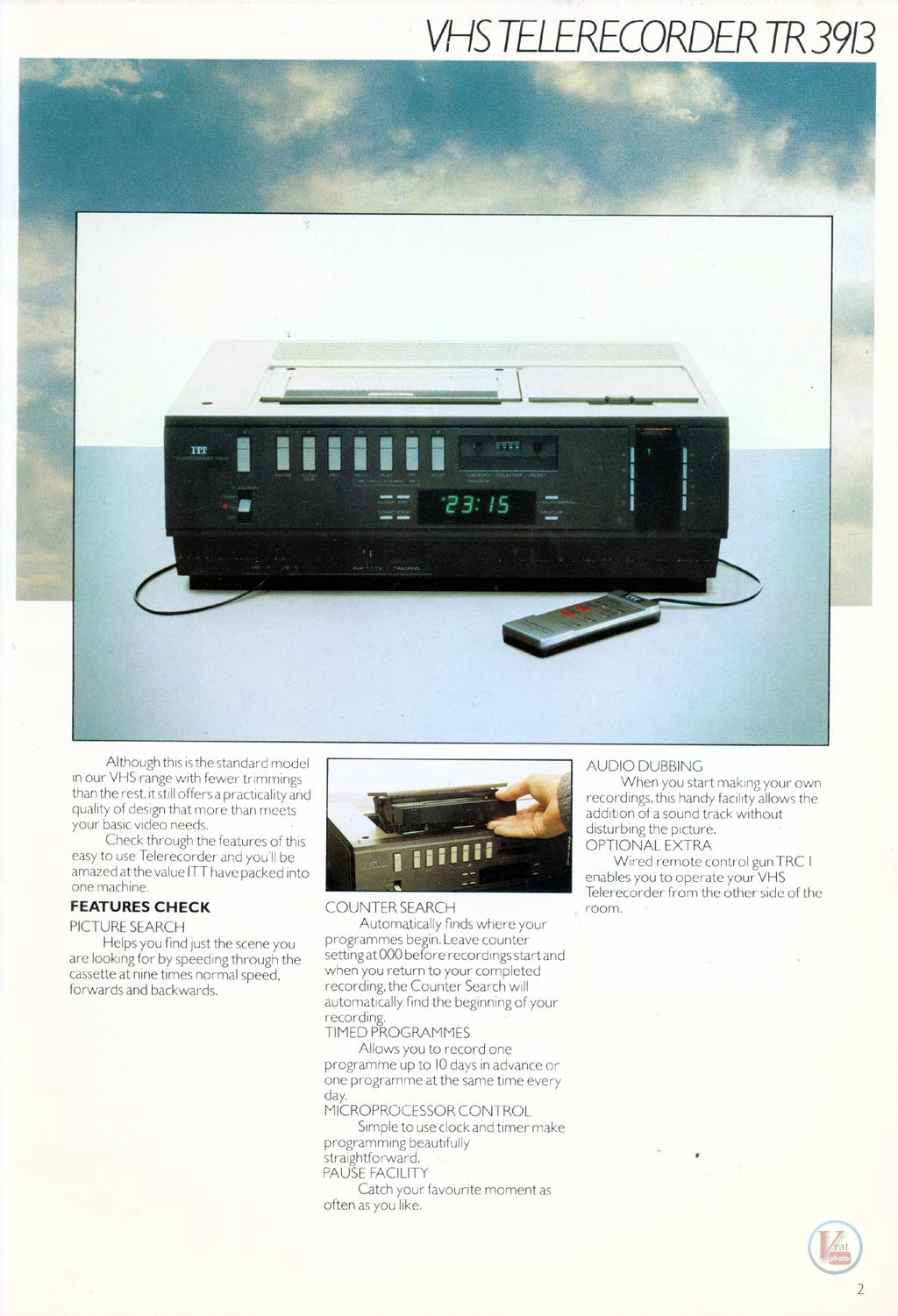 ITT Video Recorders 14