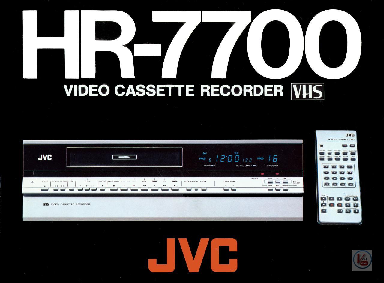 JVC Video Recorders 36