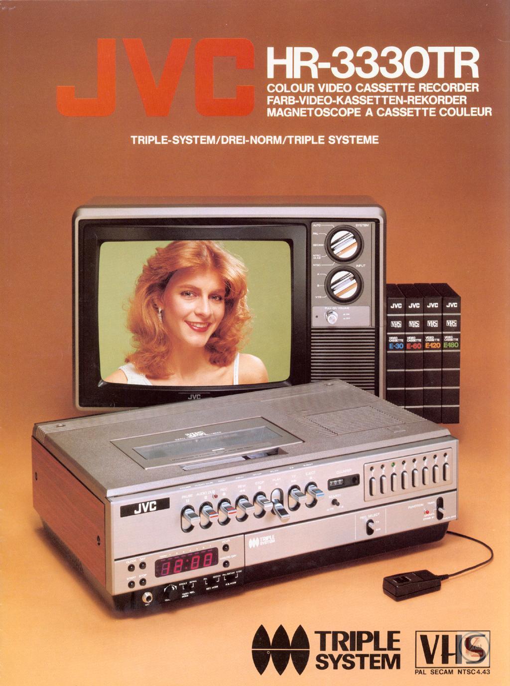 JVC Video Recorders 34