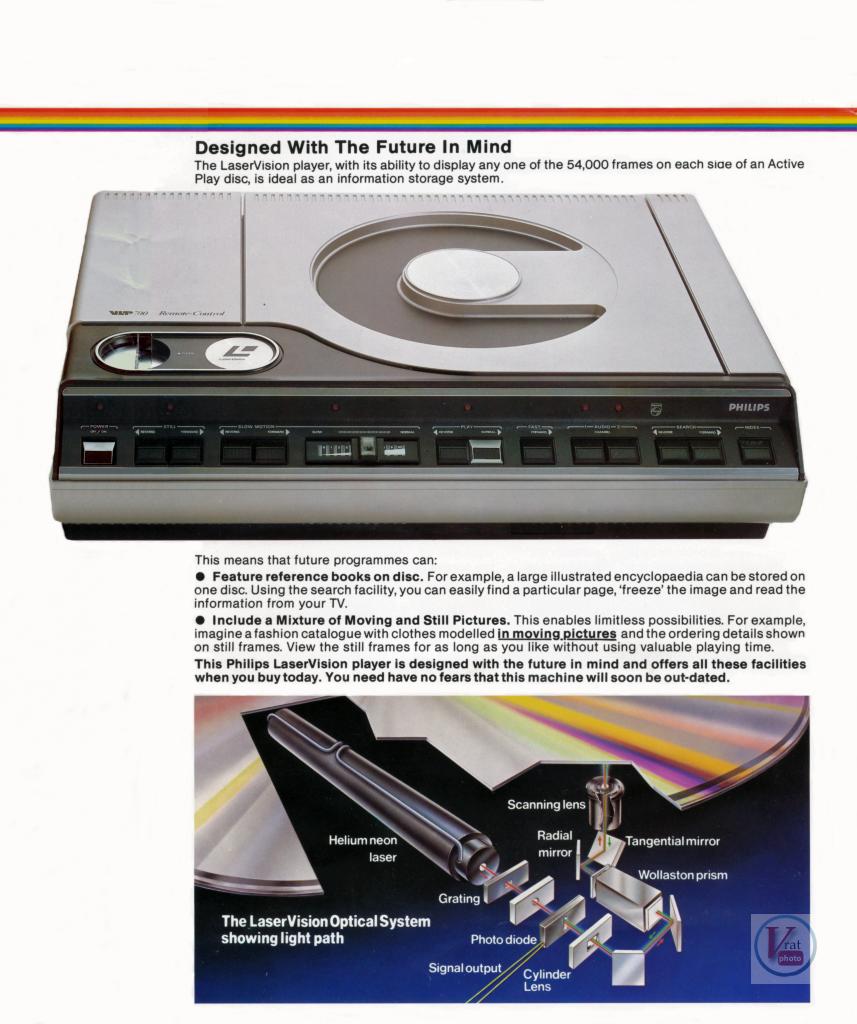 Philips LaserVision 14