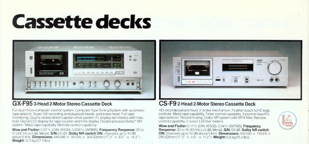 AKAI Cassette 12