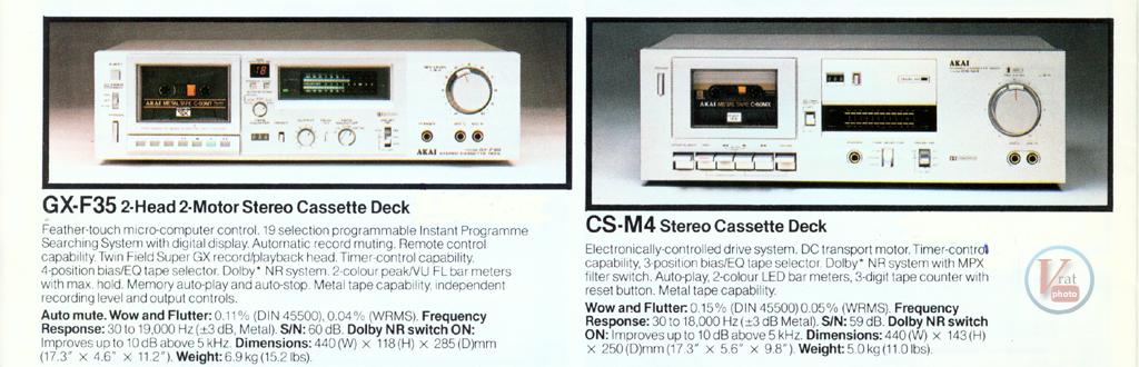 AKAI Cassette 13