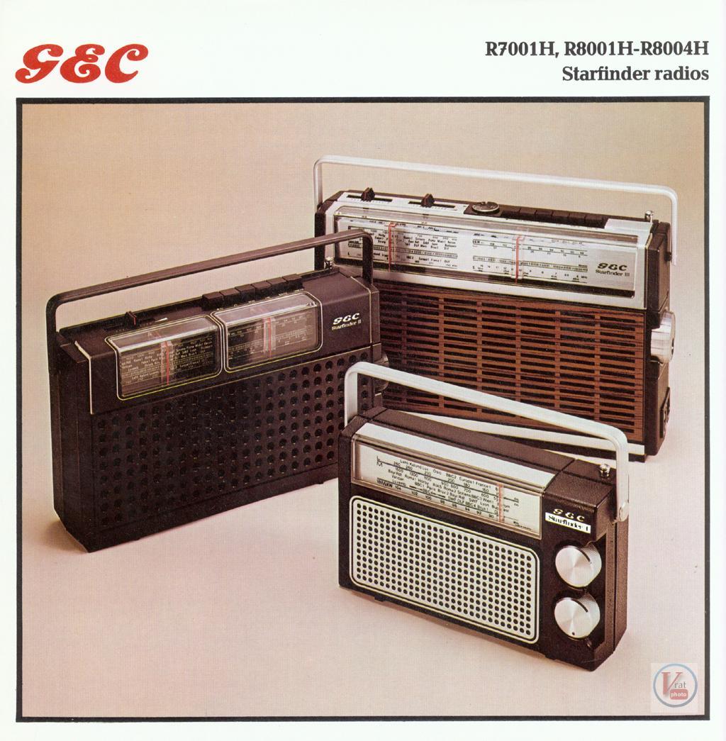 GEC Radio 13