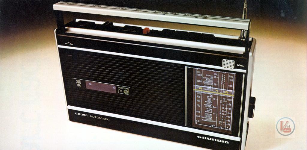 Grundig Cassette 41