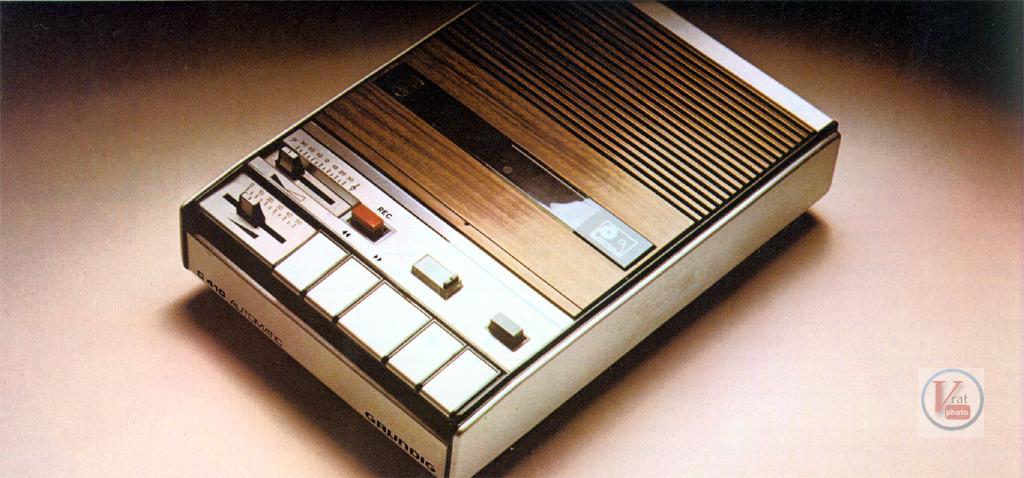 Grundig Cassette 45