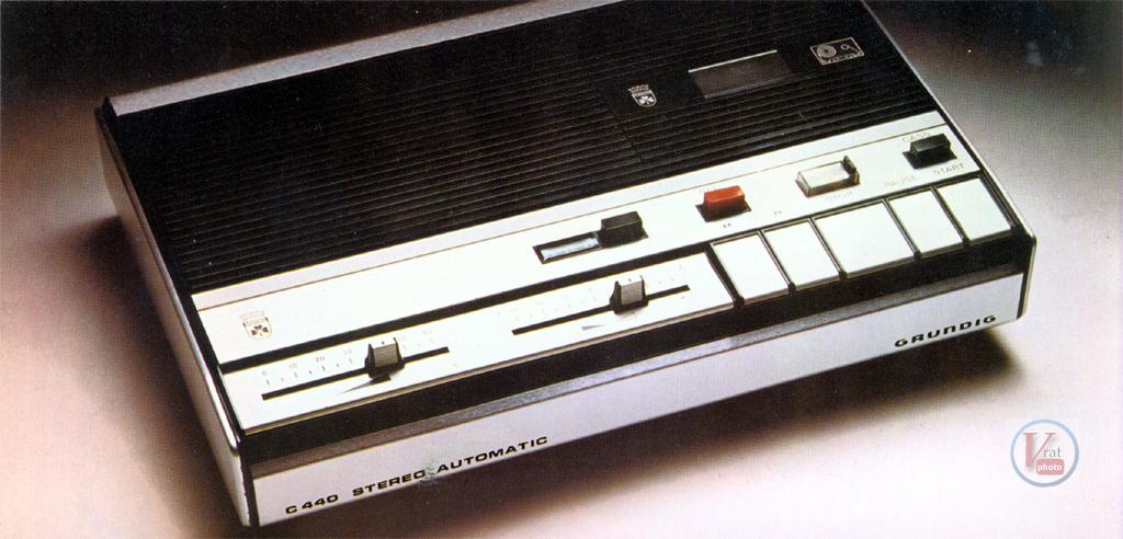 Grundig Cassette 47