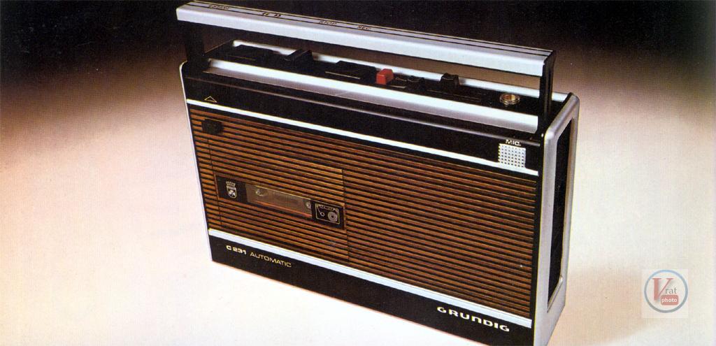 Grundig Cassette 49
