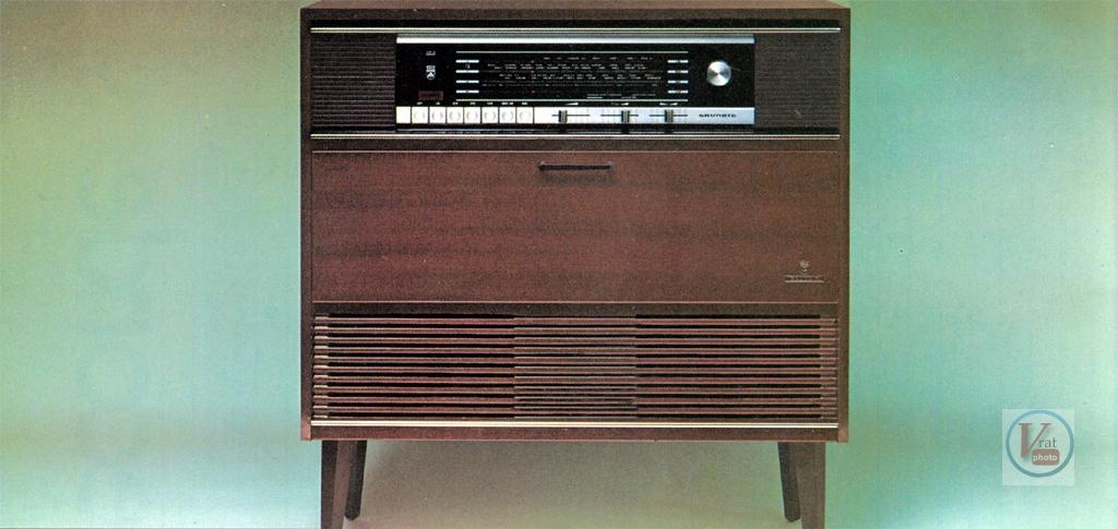 Grundig RadioGrams 2