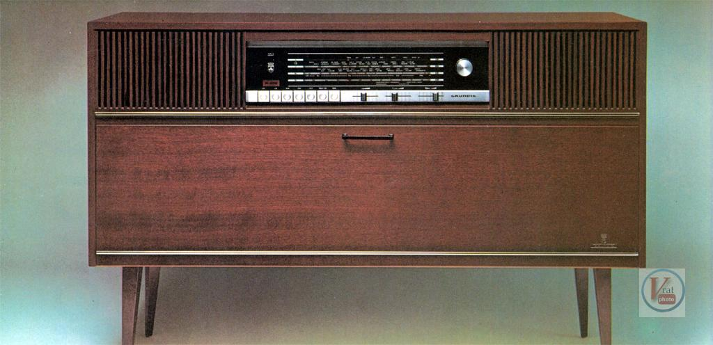 Grundig RadioGrams 4