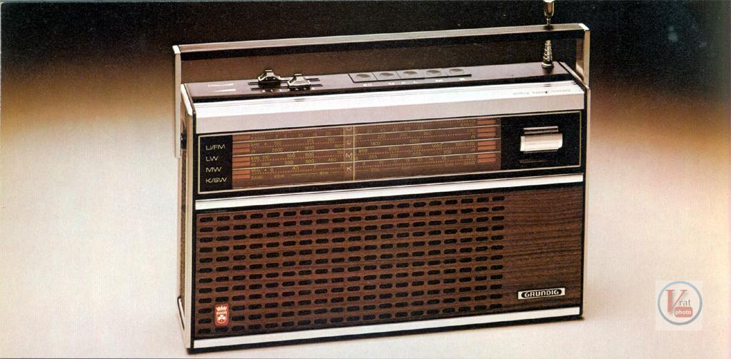 Grundig Radio 60