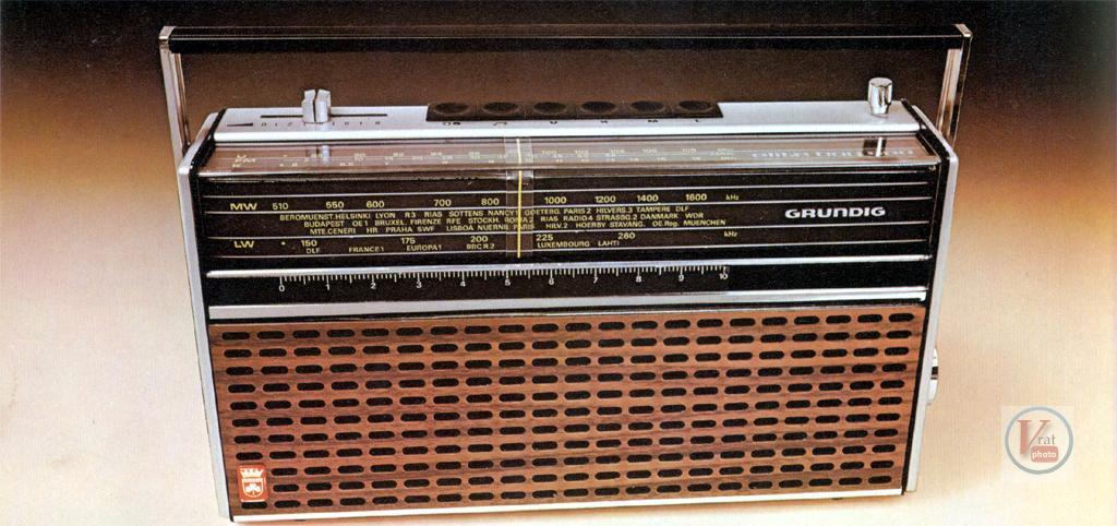 Grundig Radio 64