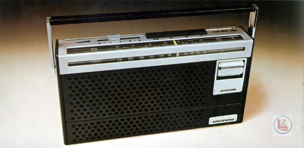Grundig Radio 68