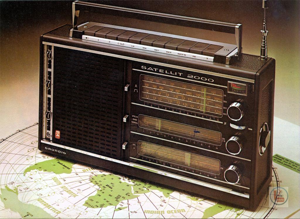 Grundig Radio 52