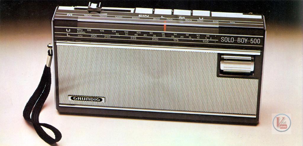 Grundig Radio 70
