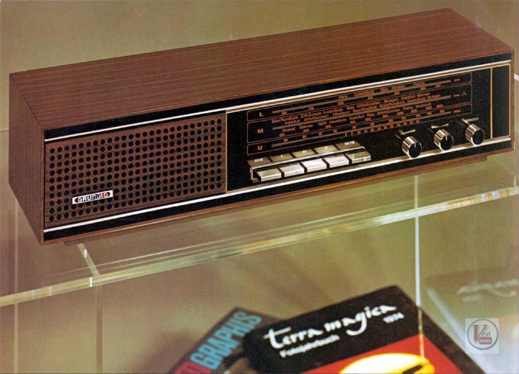 Grundig Radio 72