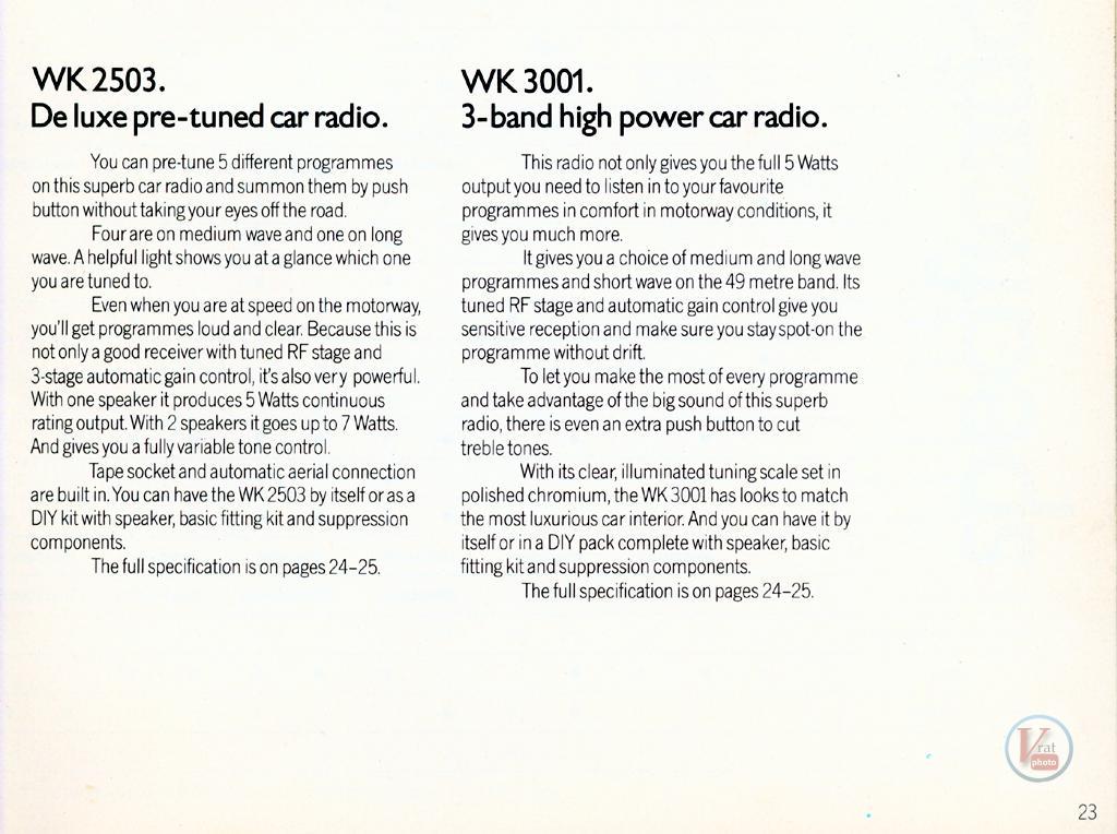Grundig Radio 75