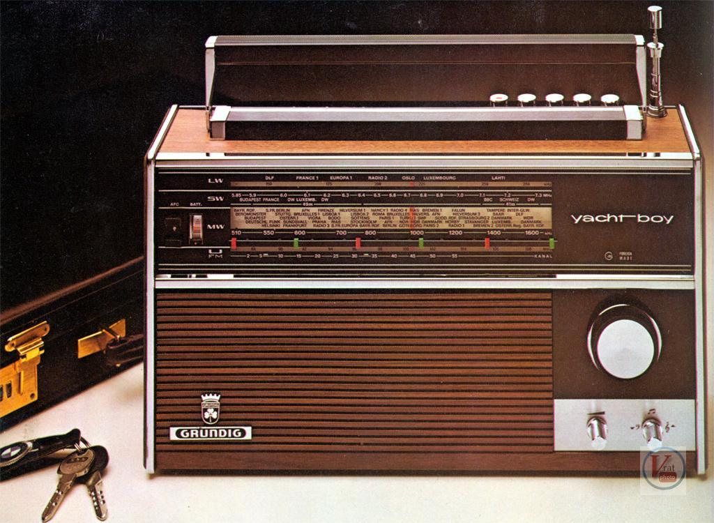 Grundig Radio 54