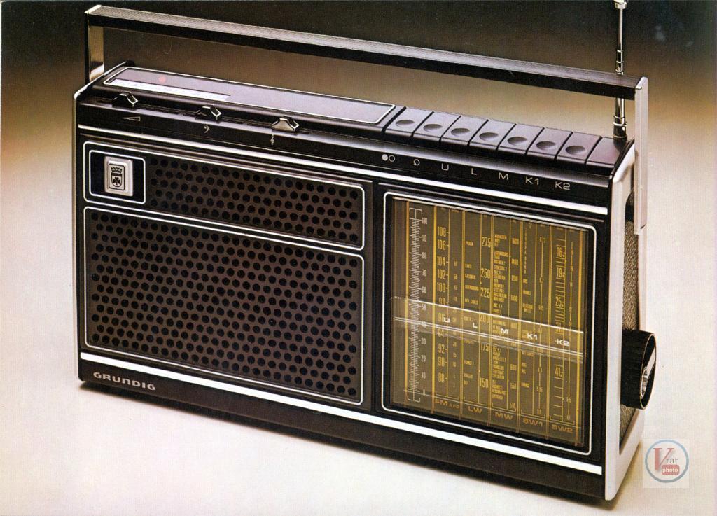 Grundig Radio 56