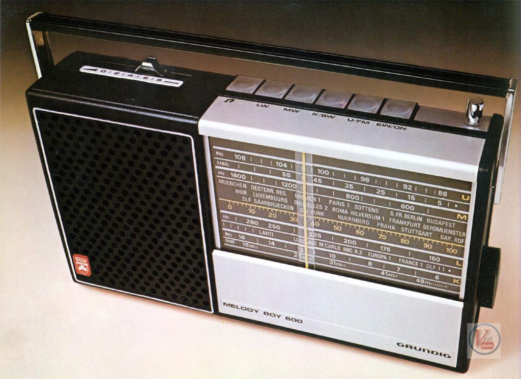 Grundig Radio 58