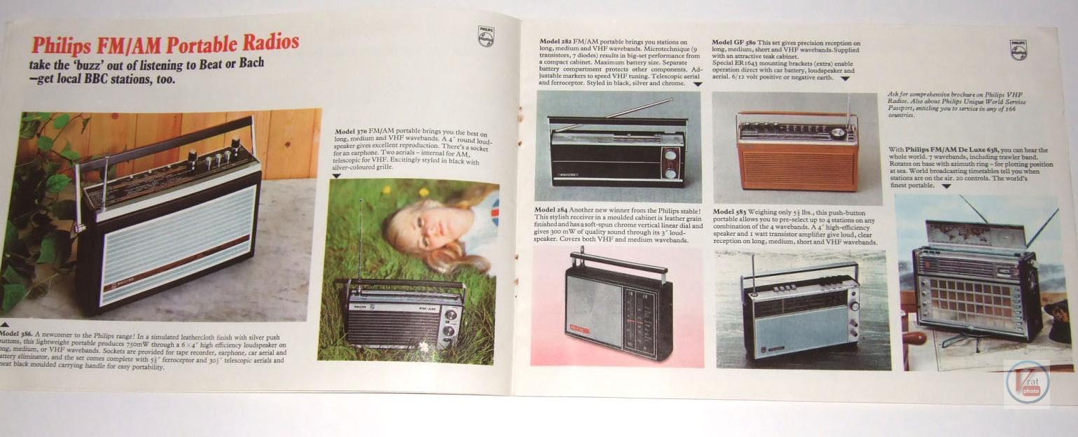 Philips Radio 19