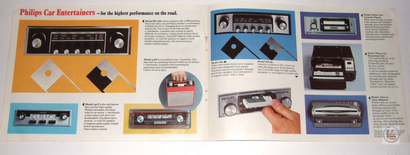 Philips Radio 20