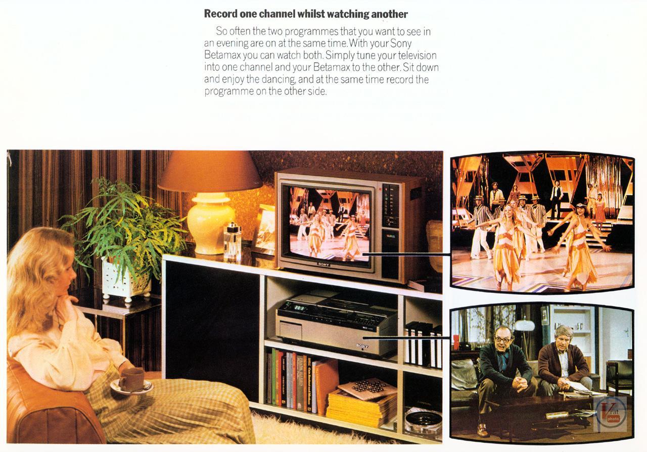 Sony Betamax VCR 28