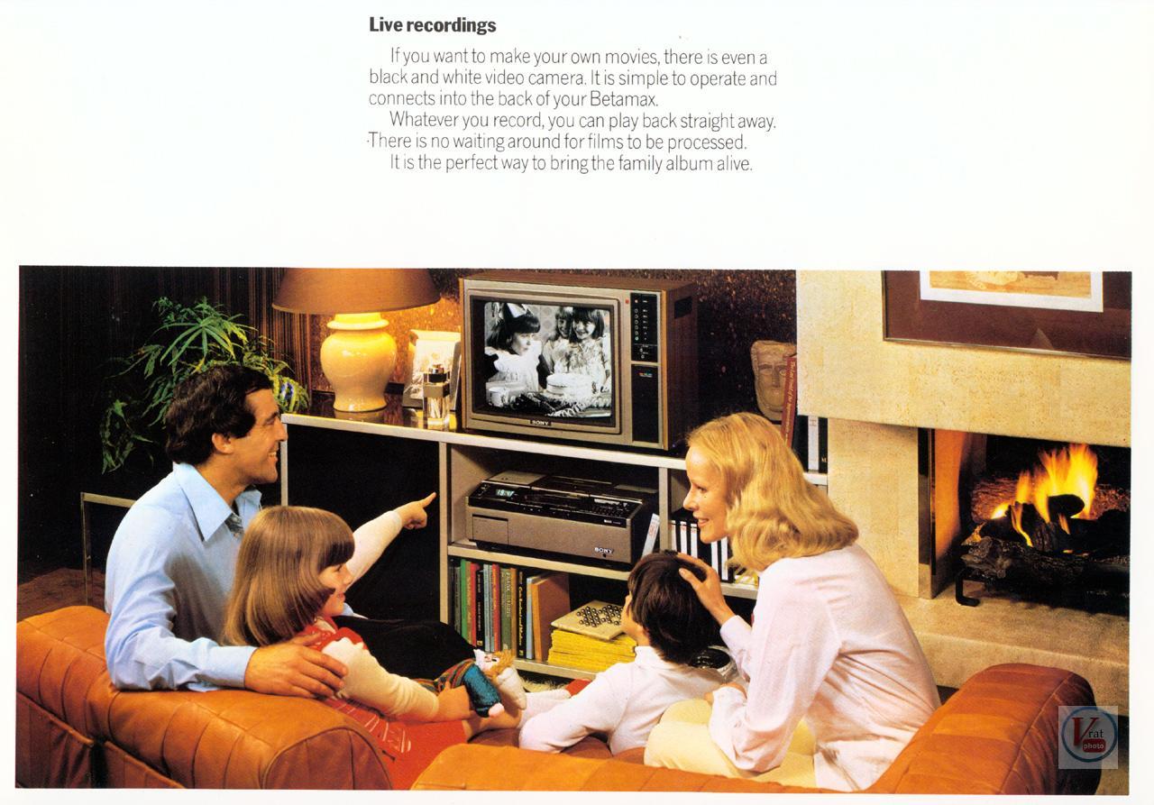 Sony Betamax VCR 10