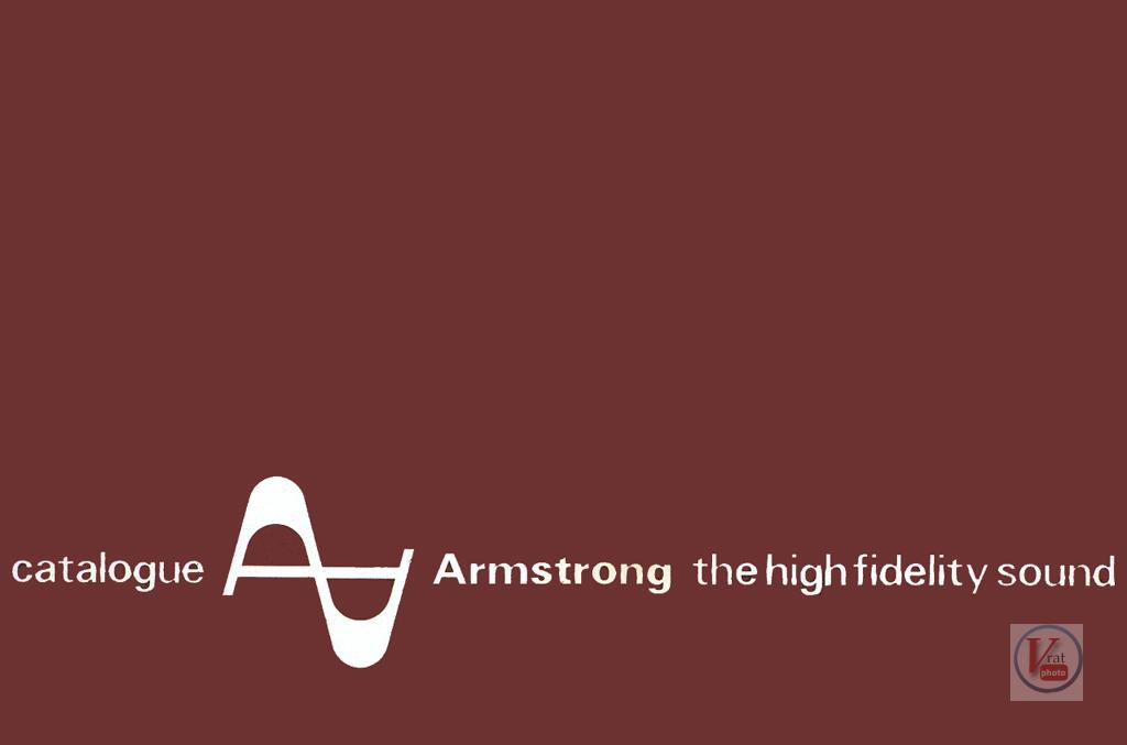 Armstrong 500 Amp/receiver 1