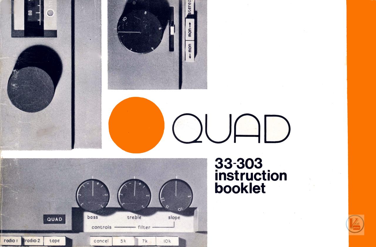 Quad 33-303 76