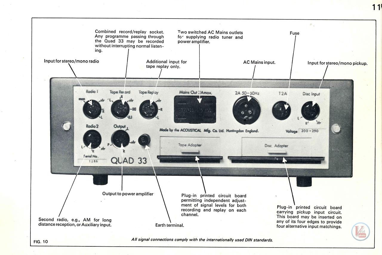 Quad 33-303 87