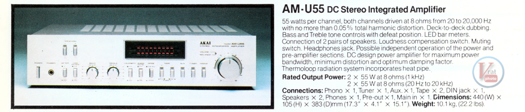 AKAI Amplifiers 25