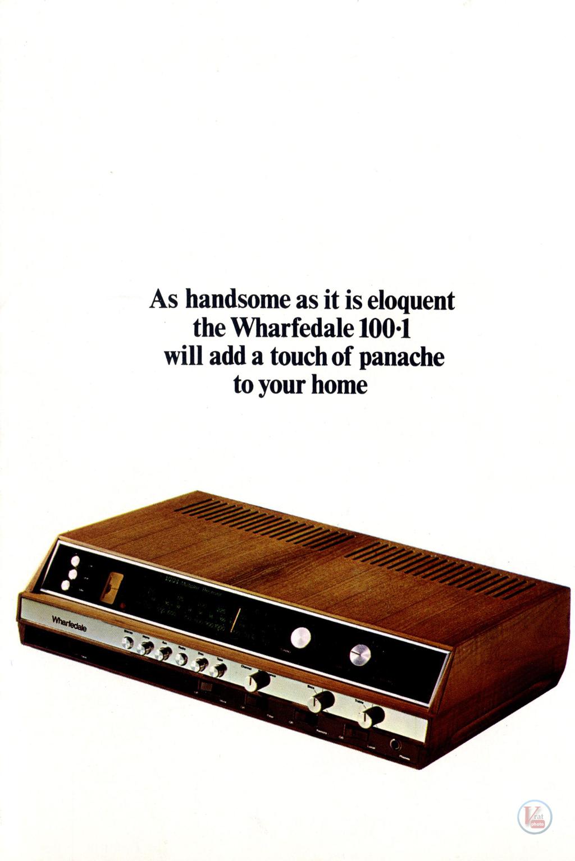 Wharfedale Amp/Receiver 2