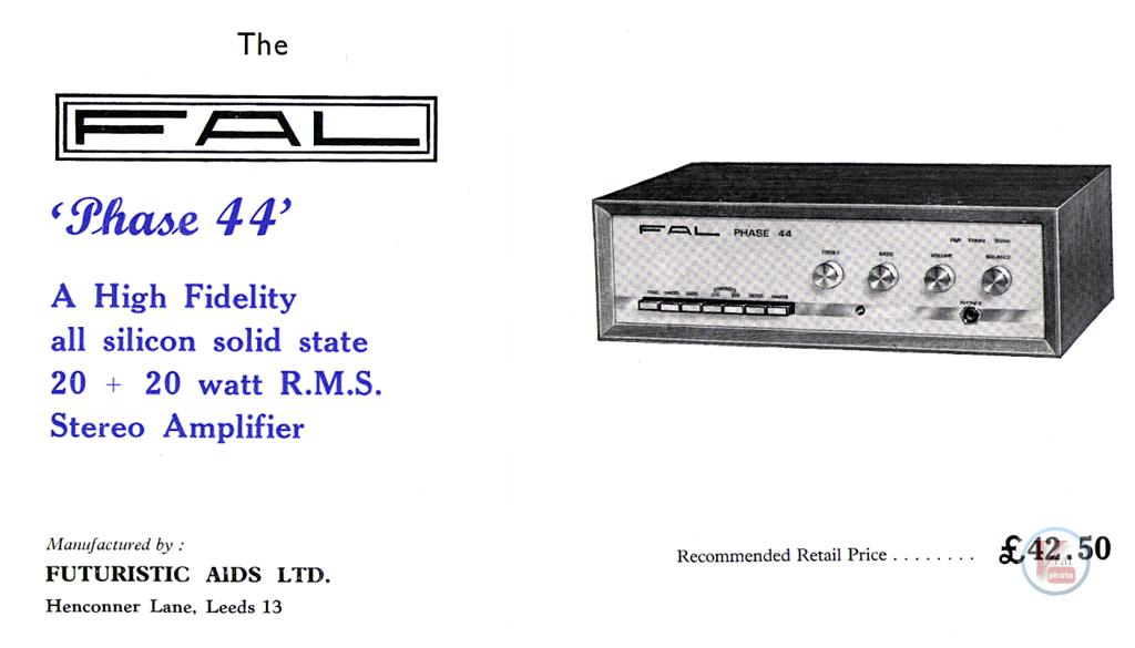 FAL Amplifiers 11