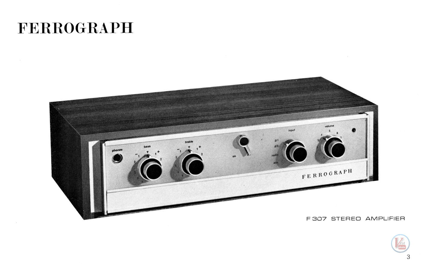 Ferrograph F307 MK.II 32