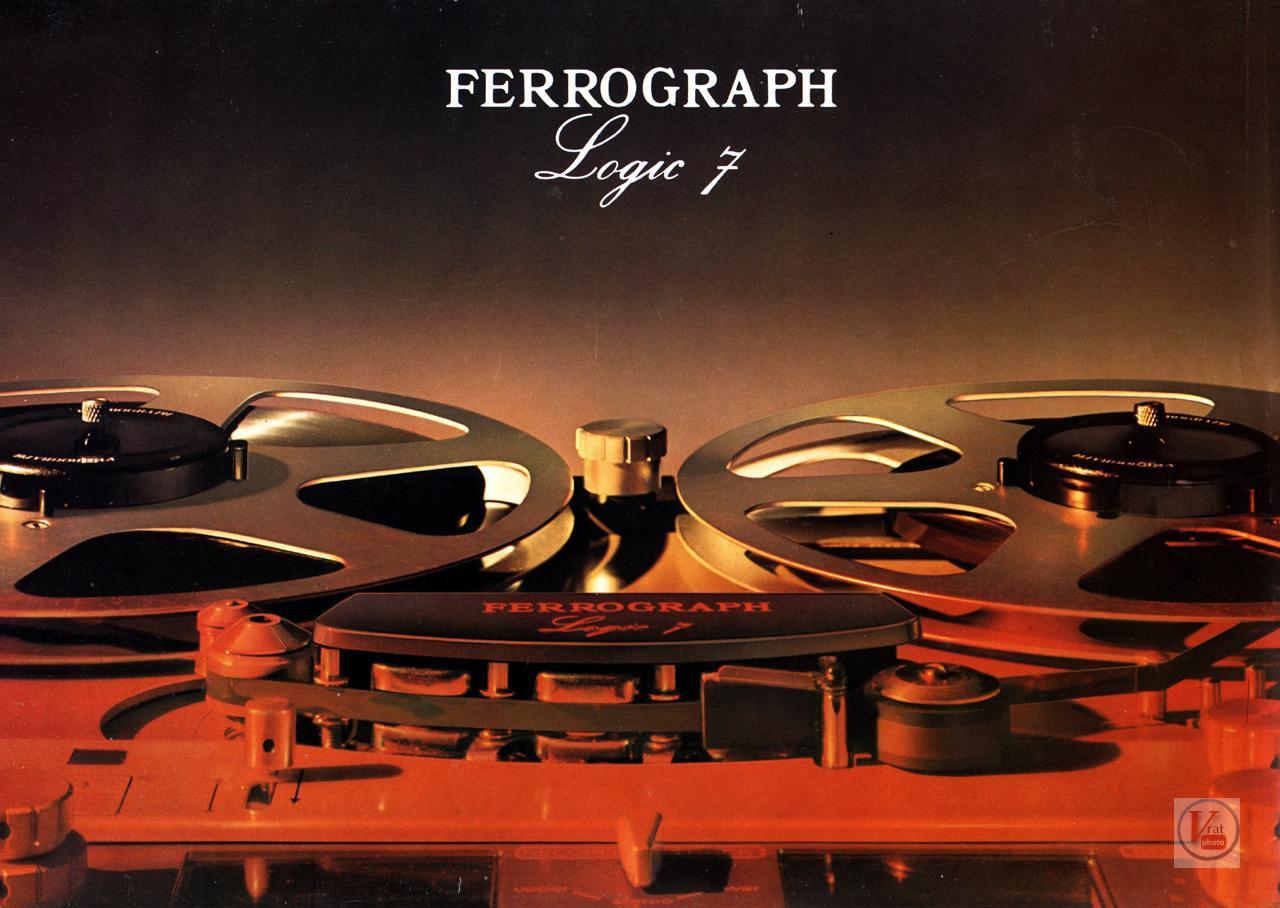 Ferrograph Reel-to-Reel 25