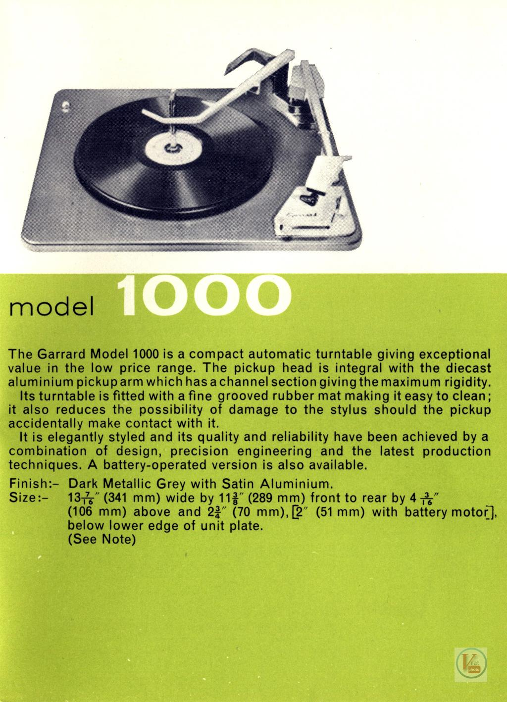 Garrard-401 Turntable 59