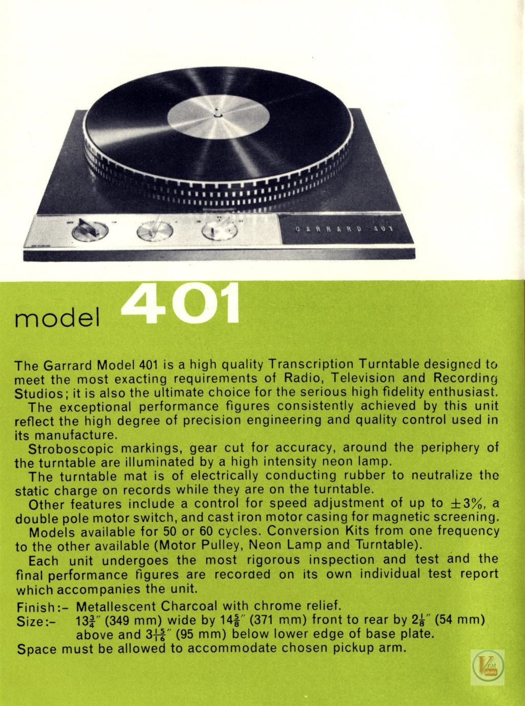 Garrard-401 Turntable 51