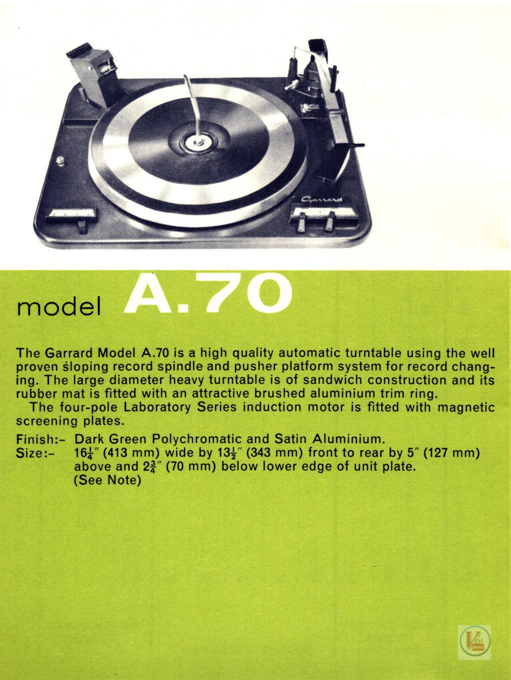 Garrard-401 Turntable 53