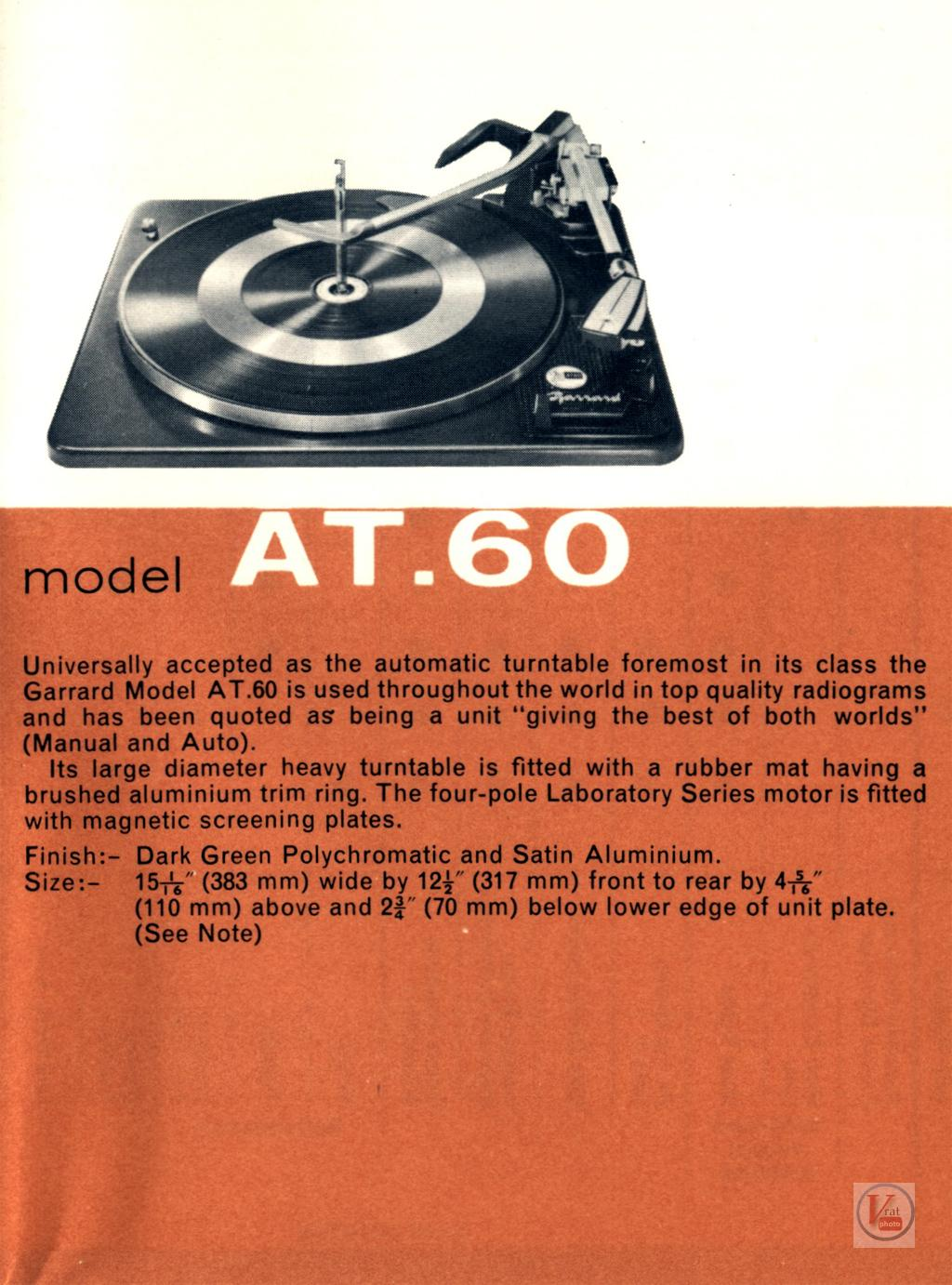 Garrard-401 Turntable 54
